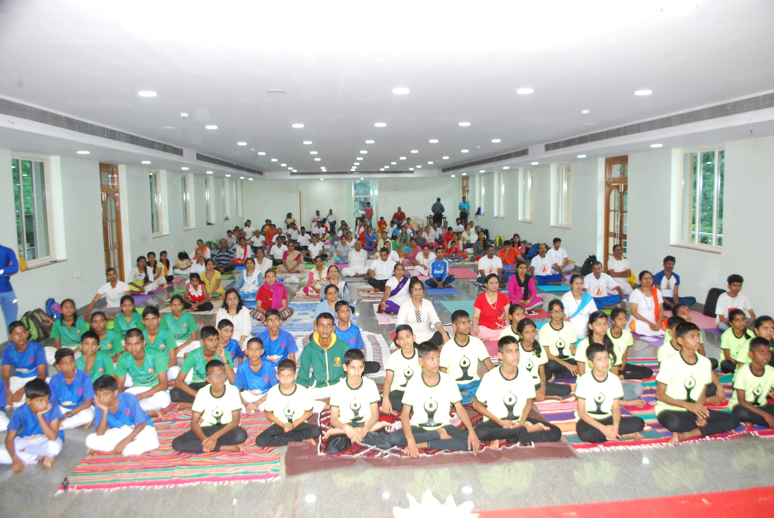 Yoga Training Camp Corlim Tiswadi