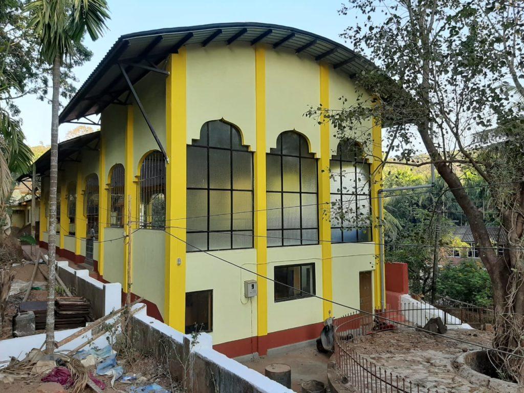 Keri Grampanchayat Community hall inauguration under MPLAD scheme